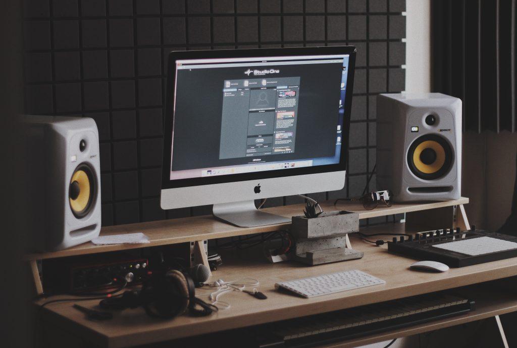 DCAC Audio Production Training