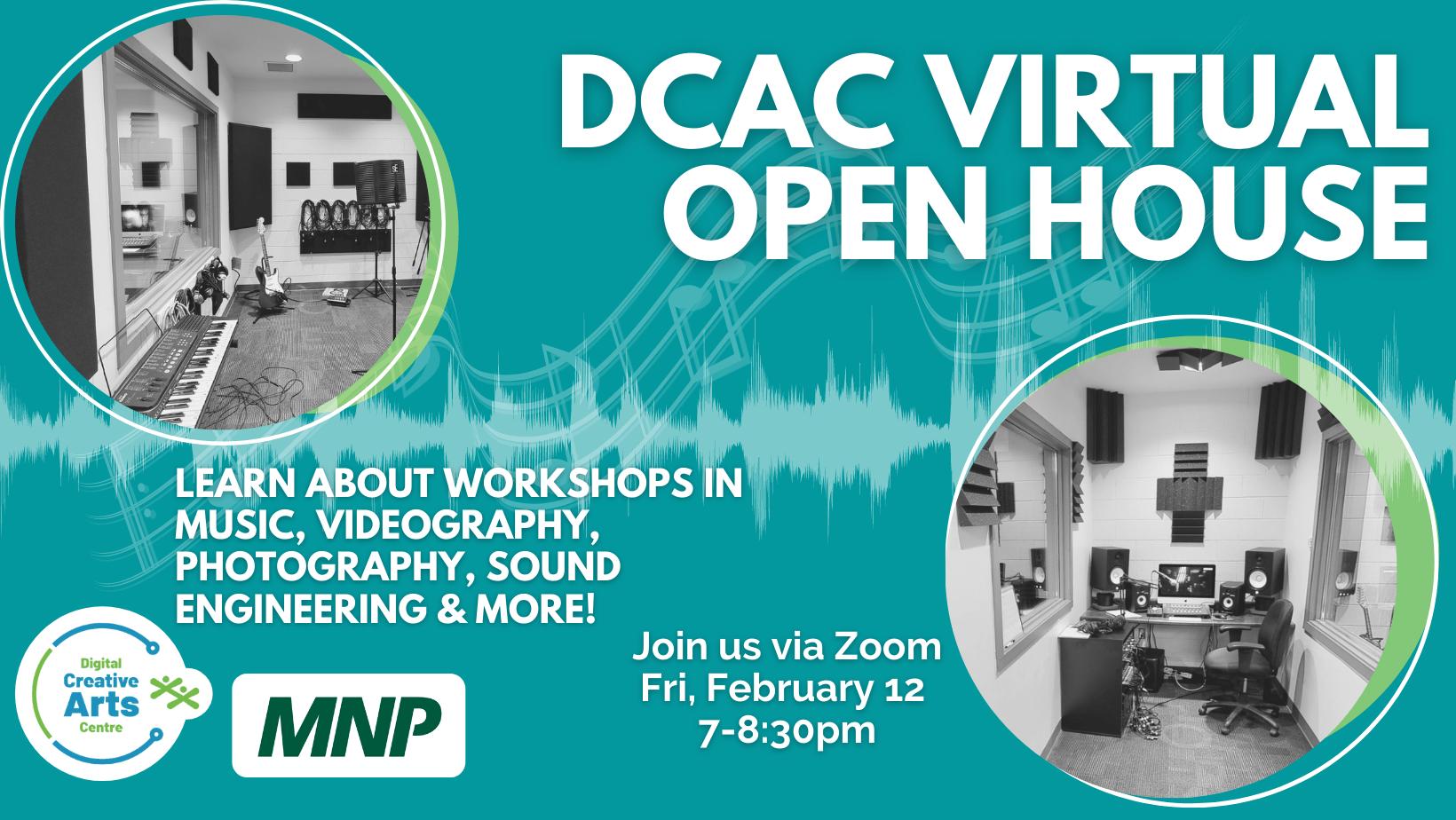 DCAC Virtual Open House