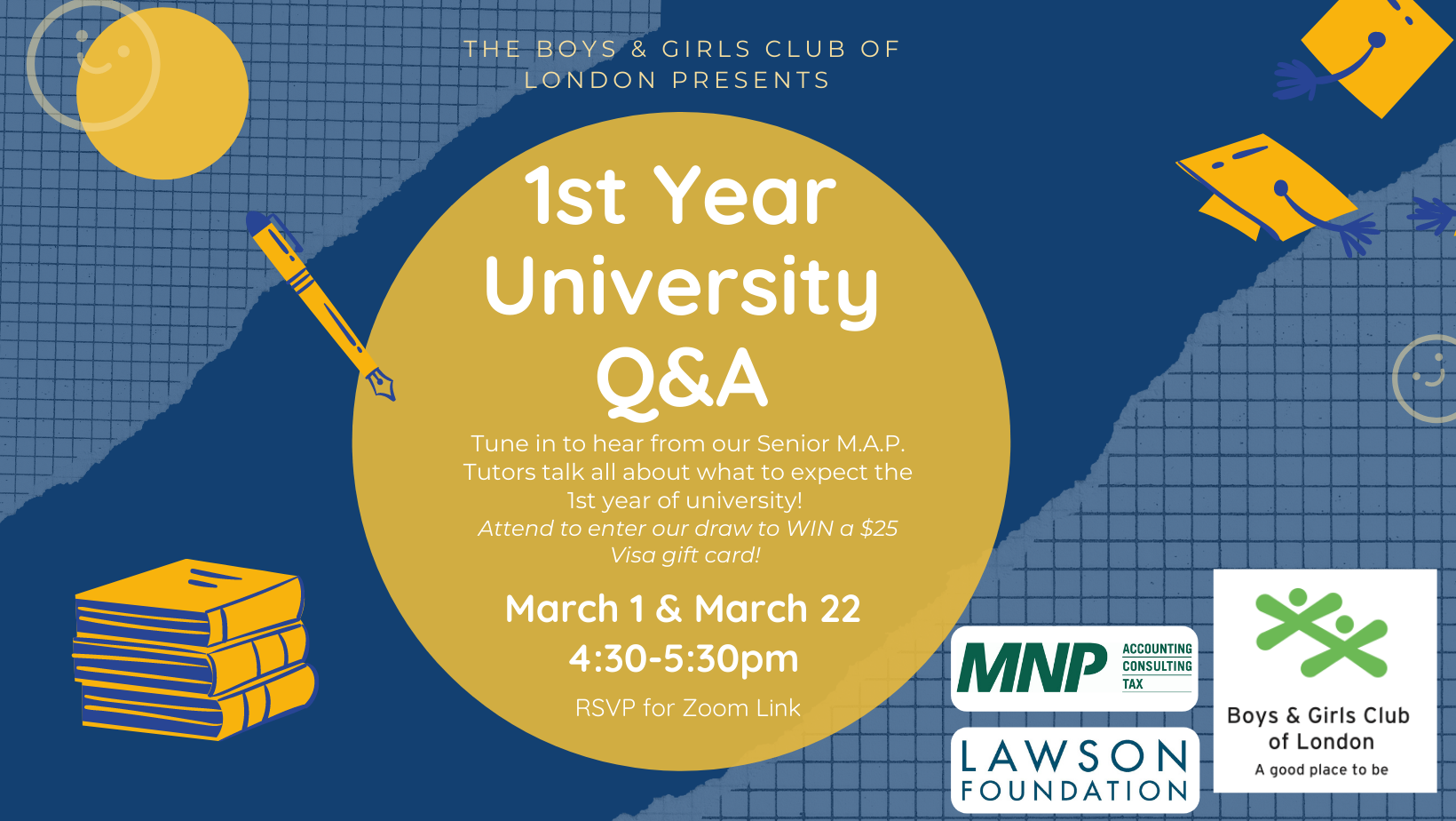 1st Year University Q&A
