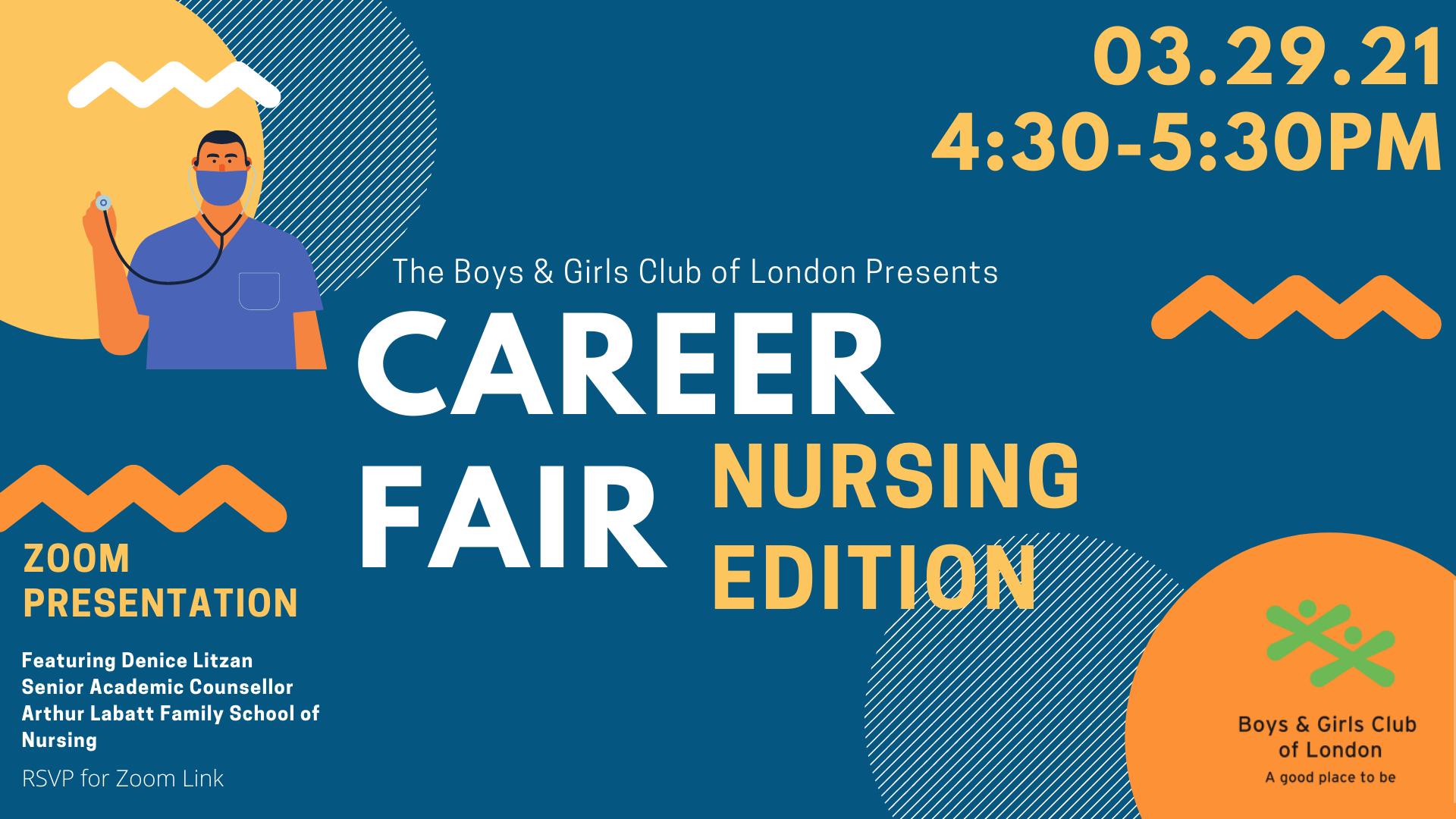 Career Fair Nursing Edition