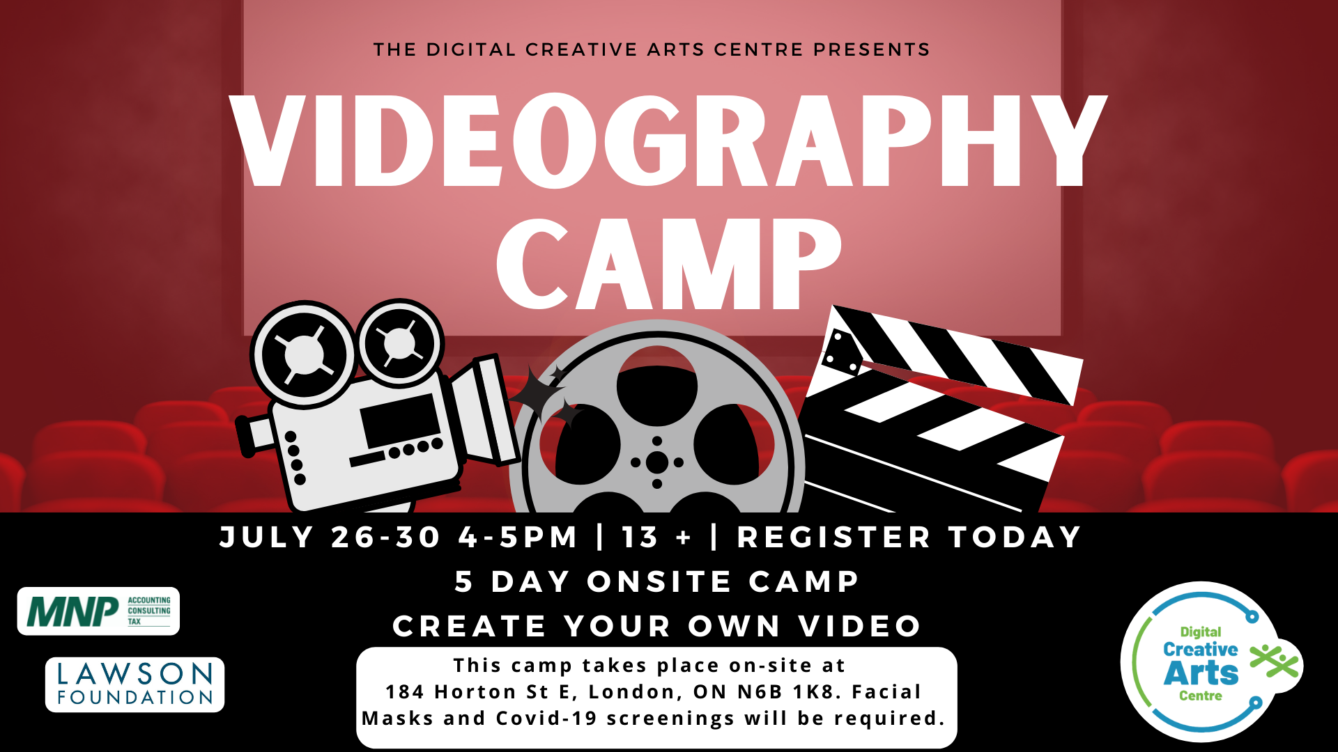 Videography Camp