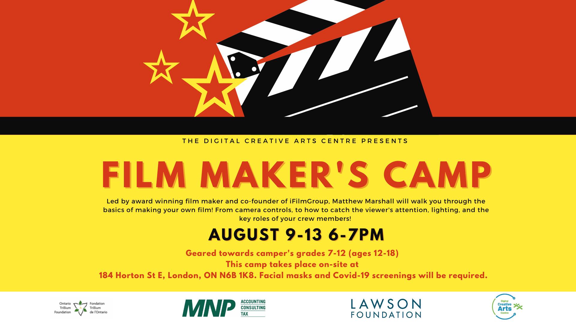Film Maker's Camp