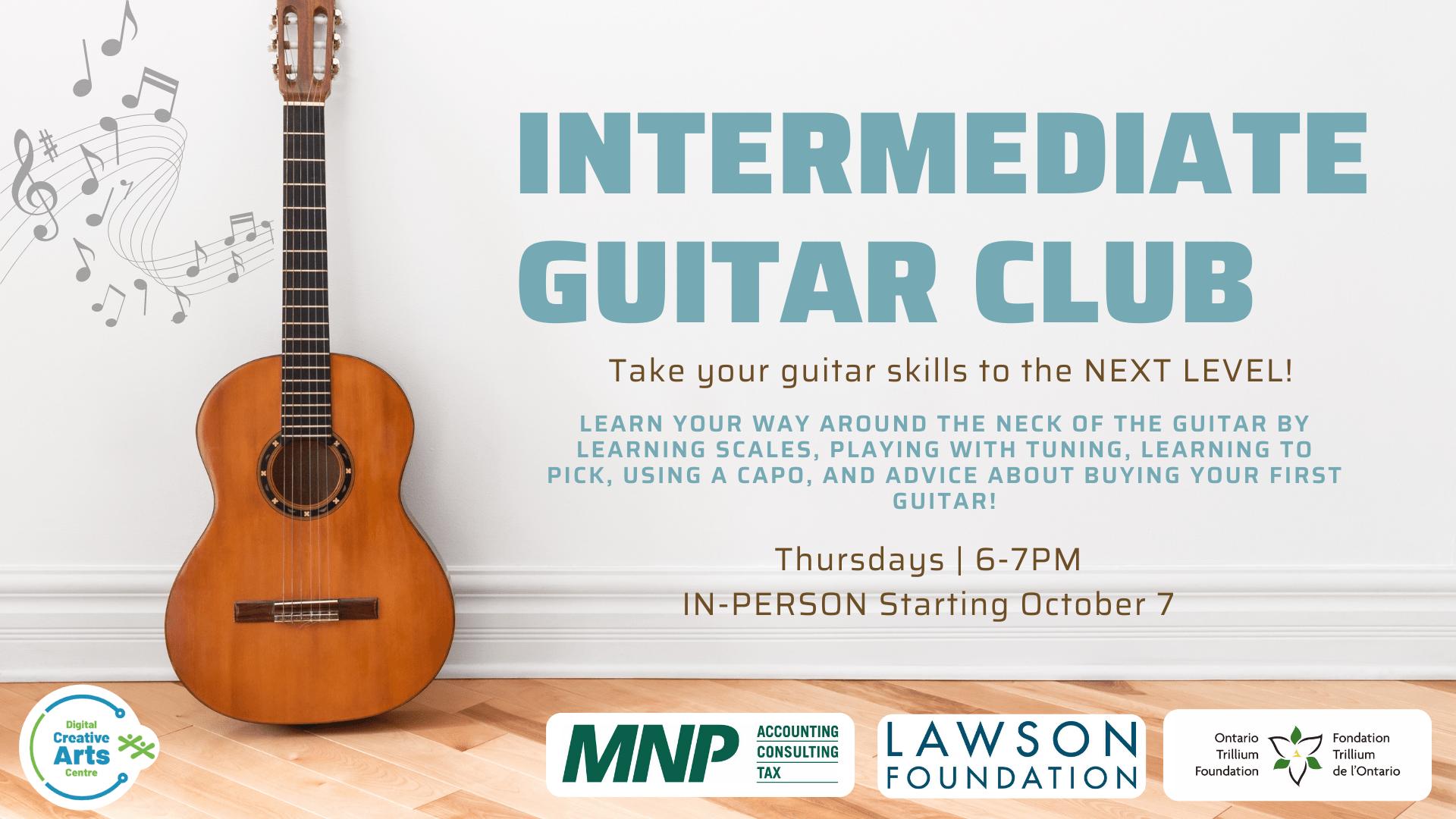 Intermediate Guitar Club